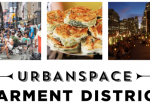 UrbanSpace Garment District