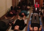 Culinary Expeditions Pop-Up Yoga + Silent Dinner