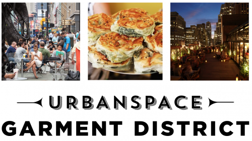 Garment District - UrbanSpace